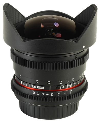 Wide-angle fish-eye multiplet lens systems are the choice for the Inner Sidewall Inspection