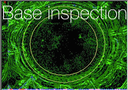 Base inspection, opaque defects