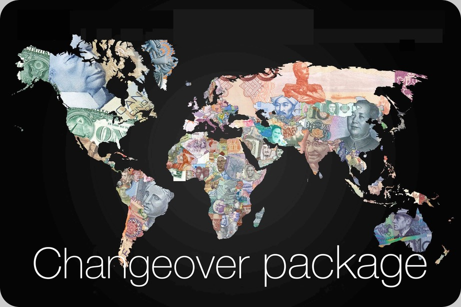 Changeover package