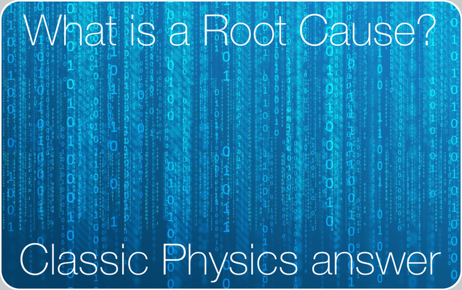 "Classic Physics answer about Root Causes nature. Same Causes Carry Out Same Effects  Technical/White paper         Flash animation, 69 MB, ZIP     After download click  index.html                      132 pages,  33 MB       If the same set	of conditions	operated in different ways on identical organisms, stimulating vital processes or inhibiting them or even killing them outright, no living thing could	exist, for it would be encountering unforeseeable and mortally dangerous events at every hand.  Practical human activities and the purposeful actions of human beings using the  instruments of production are possible only insofar as identical conditions give rise to  identical effects.                       Whoever practical experience points to the fact that certain conditions generate phenomena, while other conditions do not possess this property.  Likewise, it is incorrect to assert that the principle of causality invariably	requires	acceptance of the fact that every phenomenon has a unique cause.  For instance, a change in the volume of a bottle may be due  simultaneously to a variety of thermal	and	mechanical	actions.	These various	factors	can act on a body in	one	direction, reinforcing one  another, or in different directions, diminishing the resultant effect.  Also, they can cancel out entirely  producing no resultant effect whatsoever.  This classic point of view was openly advocated by the French physicist Jean Bernoulli, when writing: ""Nor would the same fruits be constant to the same trees, but would be  changed; and all trees might bear all kinds of fruit.""  It is important to understand that Bernouilli is writing what appeared true, what get out of repeated experiments, using instrumentation available over two hundred sixty years ago.  Indeed, if identical	pieces of metal, when heated, behaved differently, expanding, contracting, melting and so forth without rhyme or reason, it would be impossible to predict the behaviour of metal under altered temperatures or make use of it in any way. If the same set	of conditions	operated in different ways on identical organisms, stimulating vital processes or inhibiting them or even killing them outright, no living thing could	exist, for it would be encountering unforeseeable and mortally dangerous events at every hand.  Practical human activities and the purposeful actions of human beings using the  instruments of production are possible only insofar as identical conditions give rise to  identical effects.  All of modern natural science, at any rate that engaged with  macroentities, essentially rests on the view that under the same circumstances, identical causes give rise to identical effects.  In the realm of classical mechanics, identical forces acting on bodies of the same mass generate identical accelerations; in the theory of elasticity, the same external actions affecting the same objects give rise to identical deformations; in the field of classical electrodynamics, identical current sources and charges placed in identical media generate electro-magnetic fields of the same intensity, etc.   What above may be resumed in the observation of another great French physicist and mathematician, Henri Poincare' (see figure above), over one century ago considered ""The Living Brain of the Rational Sciences"".   He famously claimed that: ""if two organisms are identical or simply similar, this similarity could not have occurred by accident, and we can assert that they lived under the same conditions"".  Motion, Change Create Different Conditions                   Of course, the idea of an absolute identity of conditions is an abstraction.  In nature we  do not find two identical leaves from a single tree.  Also, there are no two objects in  nature which would be in absolutely identical conditions.  What is more, one and the  same object cannot be twice in identical conditions, for the conditions of every object are the actions of other  objects, which, like the given one, are in a state of motion and change.   If we take into	account	the absence in the actual world of even two absolutely identical phenomena, then the necessary character of causal relations should be understood as an expression of the fact that the fewer the differences between the causes and conditions,  the fewer will be the differences	between the effects produced by them.  In the limiting cases where the causes and conditions	are identical,	the	effects will also be identical.  From the necessary nature of the relationship of the cause and its  effect there follows the conclusion that if definitely identical causes give rise to  different effects, then they are operating under different circumstances.  If causes operating under the same circumstances generate different effects, then the acting causes are different.      Homogeneity of Space and Time, Isotropy of    Space are Associated to the Causal Relations                               The necessary character of causal relations is closely associated with the homogeneity  of time and space and the isotropy of space.  If for instance one and the same action  of a steam	hammer on an ingot is the same, irrespective of whether the time is today or tomorrow, it then follows that time is homogeneous relative to causal relations. True, during the time lapse both the hammer and the ingot	may	have	changed,	but this change is not the result of the action of time on things, it is  inherent in the nature of the interacting entities.  A given set of conditions gives  rise to one and the same effect, irrespective of the time at which the set of conditions operates.  The important thing is that the set of conditions and the time intervals during which they are realised be the same.  The same thing goes for space as well.  One and the same set of conditions generates  the same effects, irrespective of the region of space in which they are realised.   To take an example, one and  the same quantity of gasoline in a calorimetric	bomb	will release,	upon being burnt, the same quantity of heat wherever the burning takes place (whether on the equator, at the north pole, or elsewhere on the earth), so long as the other combustion conditions are the same.  Carrying the conditions from one region of space to another does not alter the corresponding effect.  The behaviour of a body in specific conditions does not change either if we rotate it through some angle and thus alter all the conditions upon which the  behaviour of the body depends.  That causal relations are independent of translation in space and time and of rotation through a fixed angle might be expressed on the basis of the concept of symmetry.    Symmetry Causes Homogeneity and Isotropy          The German mathematician and physicist Herman Weyl is known for important insights in the meaning of a concept today nodal: symmetry.  Following him, we will say that an  object is symmetrical if it remains the same as before after being subjected to some	kind of operation. Then we could say that the causal relations of natural  phenomena, or at  least the causal relations of physical  phenomena,	are symmetrical with respect to a  transfer in space and time and relative to a rotation through a fixed  angle."