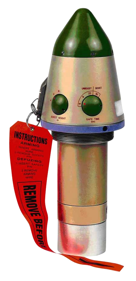 conventional weapon fuze med hr