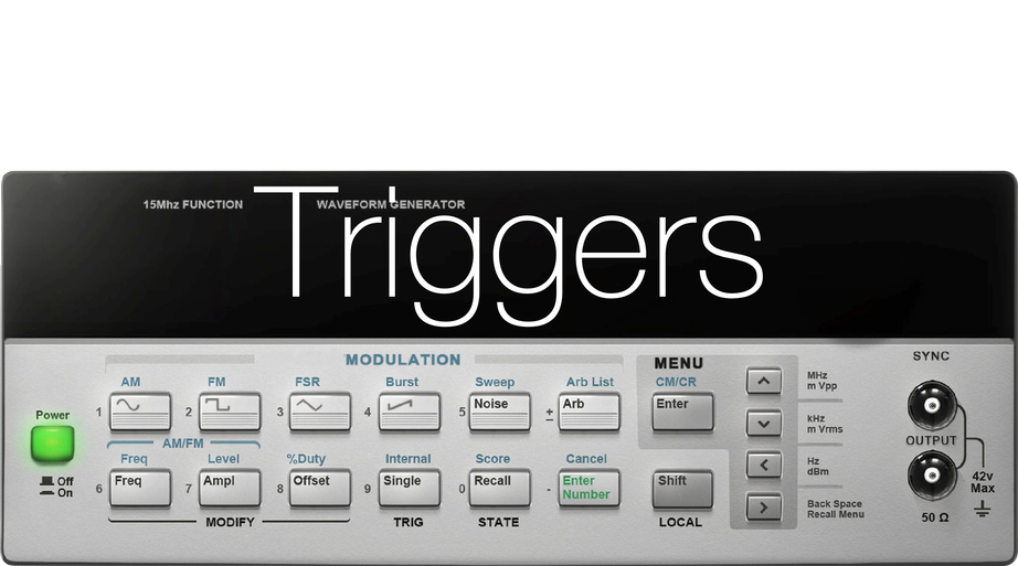Edge and Level triggers