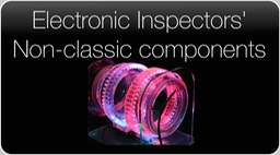 Electronic Inspectors non-classic components