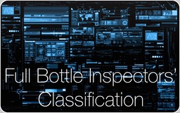 Full Bottle Inspectors' Classification