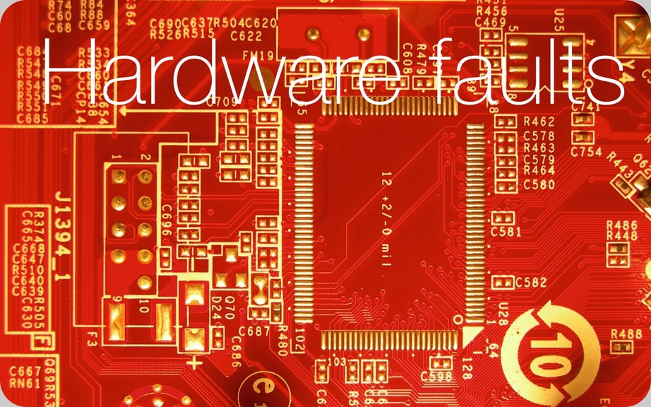 hardware faults root causes