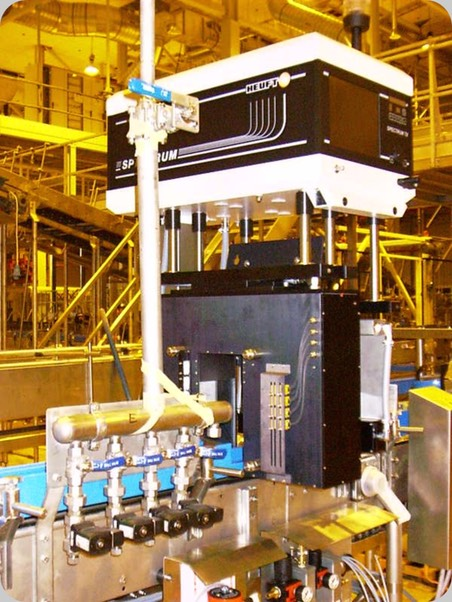 Heuft® SX™ Bottle Sorting unit. Changeover related to a new kind of bottle in a Bottle Sorting system  (e.g. Heuft®  SX™), operating standalone along the Conveyor, with camera inspection for glass or PET bottles, controlling bottles' shape and height, bottles' transparency, colour or cap:                                                                                                                              Total:         390 €            318 £           536 $