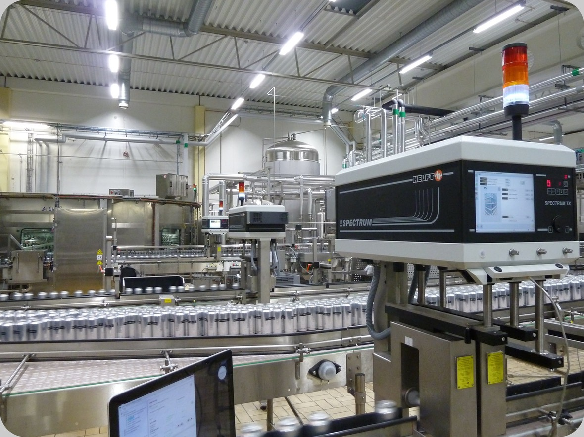 HEUFT VX™  Full Bottle Inspector, with sensors in the Filler, Labeller or Capper machines    Course delivered by HEUFT staff and attended in the HEUFT factory at Burgbrohl, Germany, 3 days, advanced level