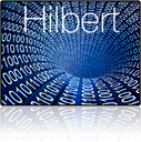 Hilbert: measurements in another space