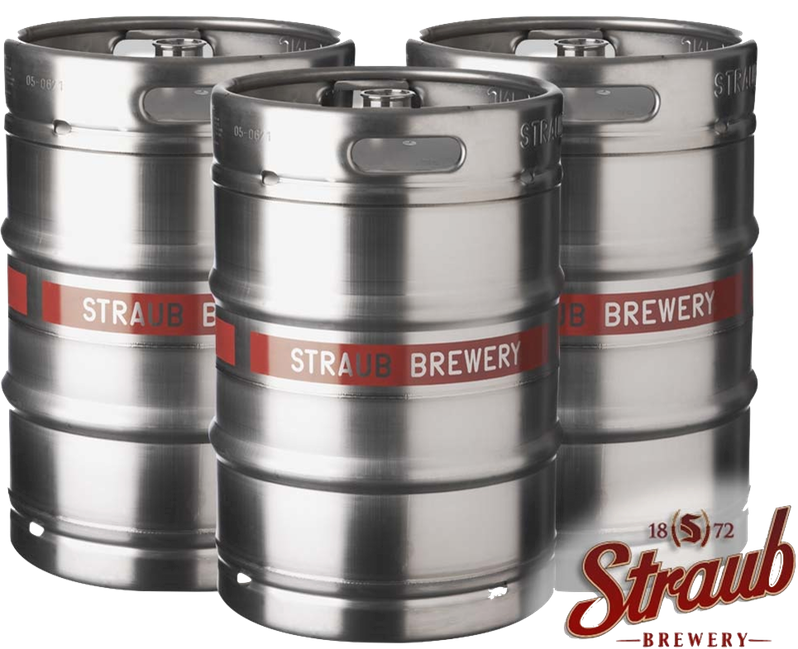 Today kegs' fill level inspection is probably the application where gamma-rays fill level inspection is allowed to continue to show its many advantages. Its constant radiation assures virtually no necessity for periodic readjustments of sensitivity, also in presence of thick stainless steel containers and masses of liquid to cross like those visible in this image (courtesy Straub Brewery, 2014)