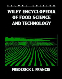 Wiley Encyclopedia of Food Science and Technology