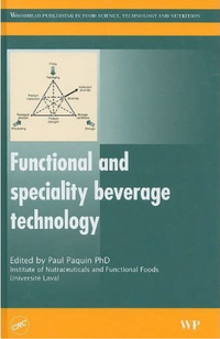 Functional and specialty beverage technology