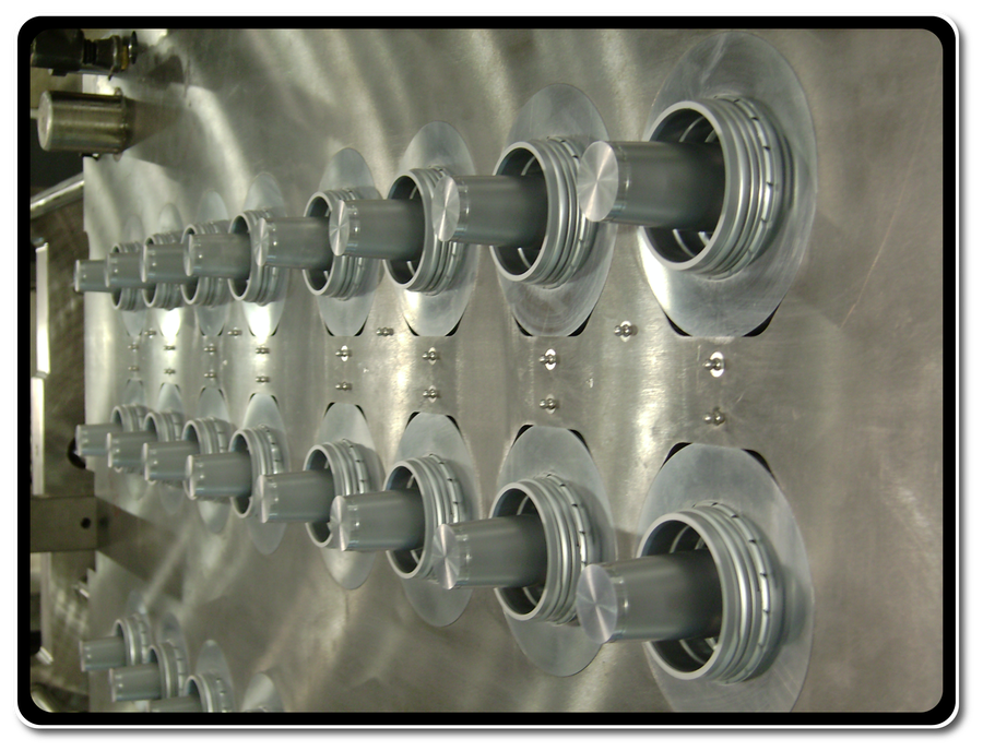 Injection moulds in the fabrication of Aluminium cans for Beverages