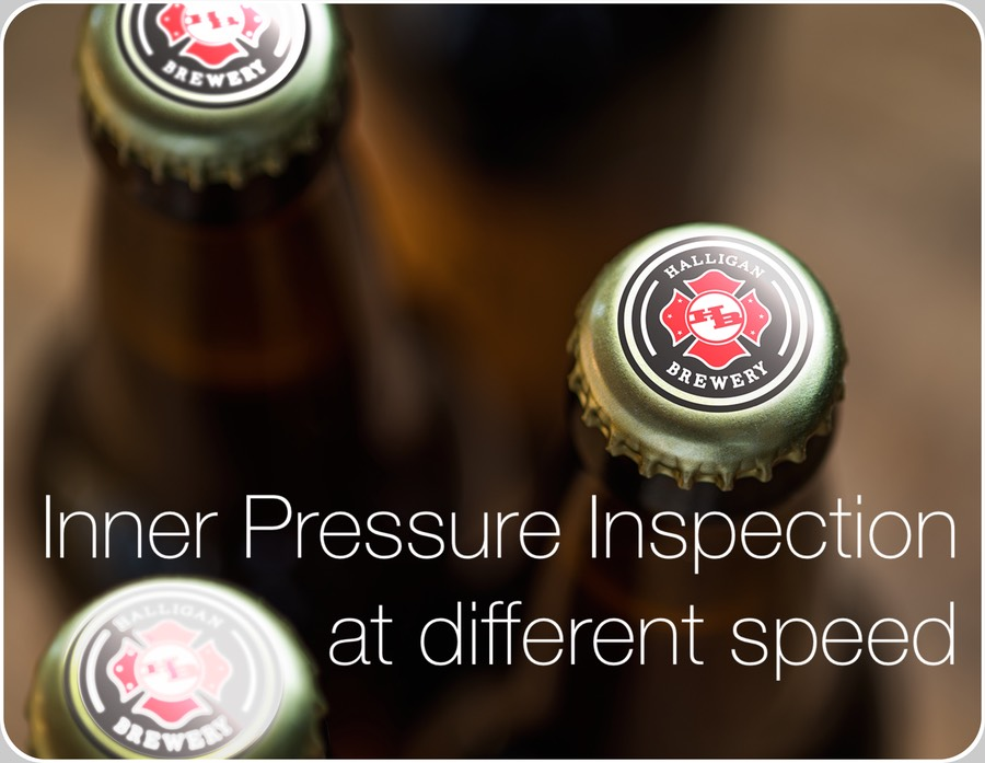 Inner Pressure Inspection at different speed