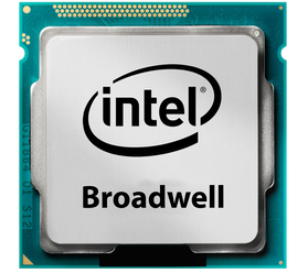 Intel� Broadwell™ CPU has several billions of transistors sized 14 nm.  It'll be introduced in the end of 2014  (credit Intel�, 2013)