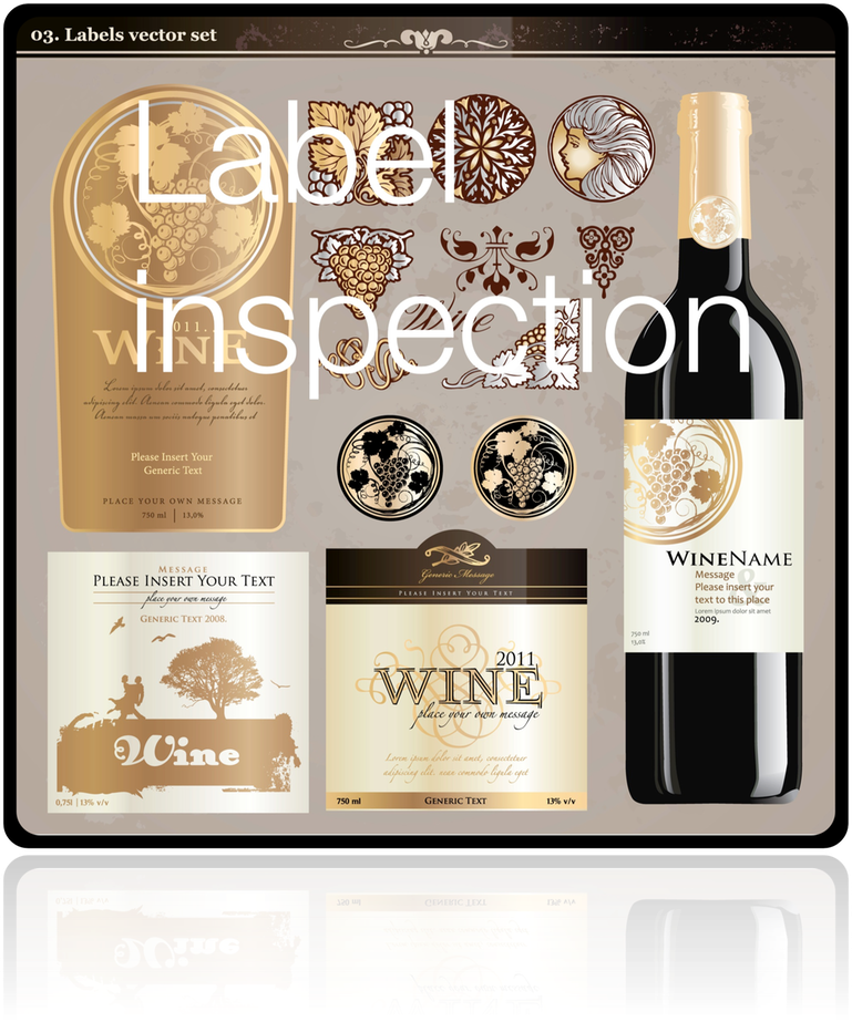 Label inspection