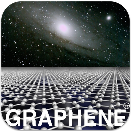 Graphene Lda. registered logo. https://www.graphene-lda.com