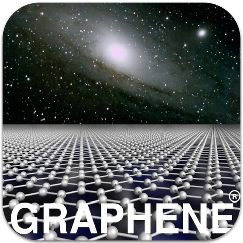 Graphene registered logo