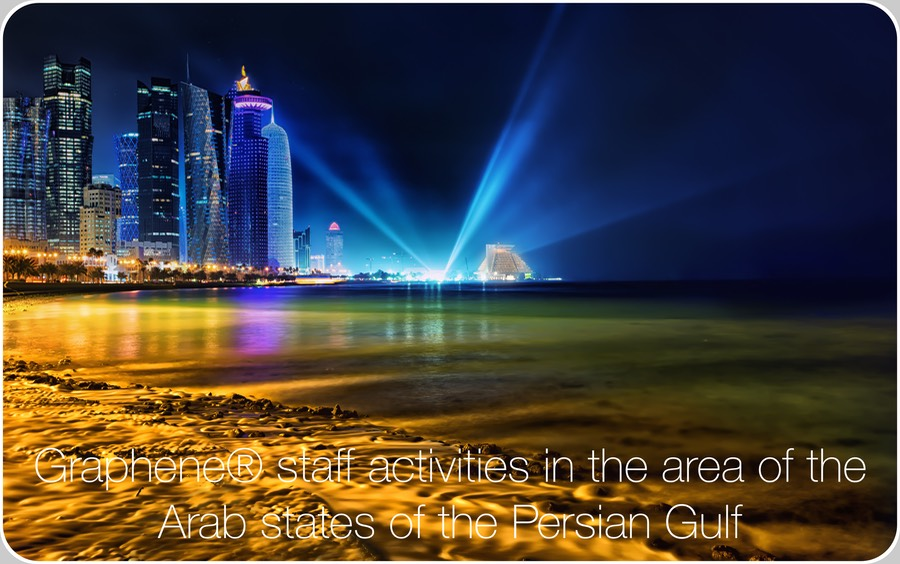 Our activities in the Arab states of the Persian Gulf