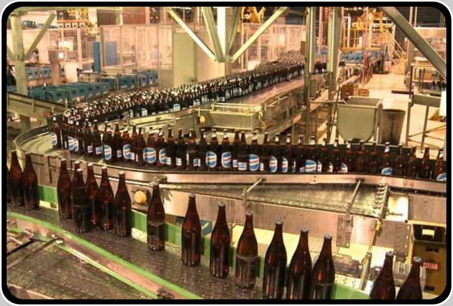 Quilmes bottling Line