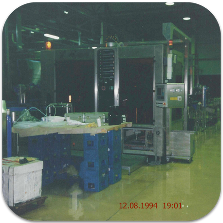 Rotary EBI in 1994 in Quilmes at Zarate (ABInbev)