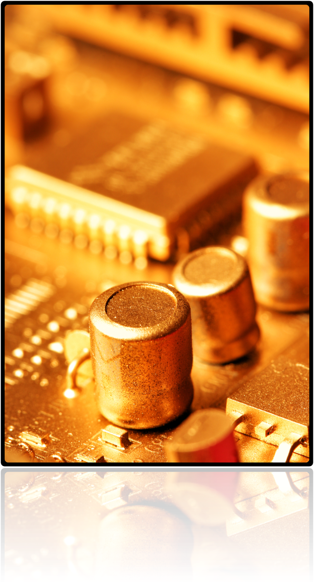 Spare Parts Of Gold